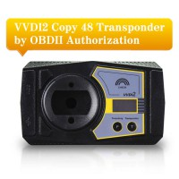 Free Activation VVDI2 Copy 48 Transponder by OBDII Function Authorization Service