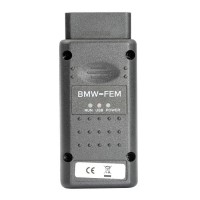 Latest Yanhua BMW FEM/BDC Key Programmer Free Shipping by DHL