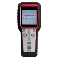 [US Ship No Tax] Newest Super SBB2 Key Programmer Oil/service Reset/TPMS/EPS/BMS Handheld Scanner