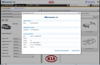 2018.03V Microcat Live EPC for KIA V6 Part Catalog