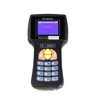 2017.17.8 Spanish Version T300 T300+ Key Programmer Black