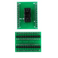 MSOP8 (MSOP-8 to DIP8) Socket Adapter for Chip Programmer
