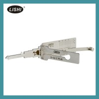 LISHI GM37 (39 40 41) 2 in 1 Auto Pick and Decoder For GMC/Buick/HUMMER