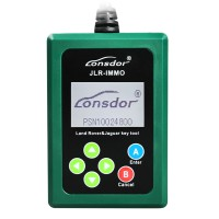 Lonsdor JLR IMMO Key Programmer by OBD Add KVM and BCM Update Online Free Shipping by DHL