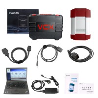VXDIAG VCX-DoIP Porsche Piwis 3 III with V38.30 Piwis Software on Lenovo T440P Ready to Use