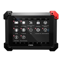 XTool PS90 Tablet Vehicle Diagnostic Tool Support Wifi and Special Function