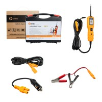 KZYEE KM10 Power Circuit Probe Kit Automotive Circuit Tester with Auto Electrical System Testing Functions