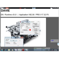 DAF DAVIE DEVELOPER TOOL and DAF DAVIE(DEVIK) for Adblue Removal Work with DAF VCI Lite