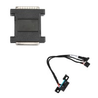 [US Ship No Tax] VVDI MB Tool Power Adapter Work with VVDI Mercedes W164 W204 W210 for Data Acquisition