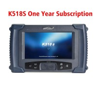 【Promotion】Lonsdor K518S Full Version One Year Update Subscription After 180 Days Trial Period