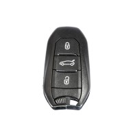 Remote Key for Citroen 3 Buttons 434mhz ID46 with PCF7945
