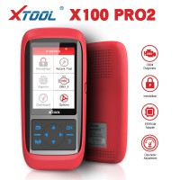[6% Off $215.26]  XTOOL X100 Pro2 Auto Key Programmer with EEPROM Adapter Support Mileage Adjustment