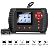 [US Ship] Original VIDENT iLink400 Full System Scan Tool Single Make Support ABS/SRS/EPB//DPF Regeneration/Oil Reset