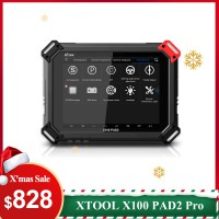 【Xmas Deals】US/UK Ship XTOOL X-100 PAD2 Pro Special Functions Expert with VW 4th & 5th IMMO
