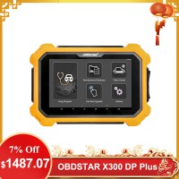 [US/UK Ship] OBDSTAR X300 DP Plus X300 PAD2 C Package Full Version Support ECU Programming and Toyota Smart Key