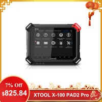 [US/UK Ship] XTOOL X-100 PAD2 Pro Special Functions Expert with VW 4th & 5th IMMO