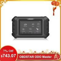 [US/UK Ship] OBDSTAR ODO Master for Odometer Adjustment/Oil Reset/OBDII Functions Update Version of X300M