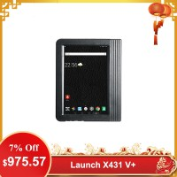 [US/UK Ship] Launch X431 PRO3 Launch X431 V+ Wifi/Bluetooth 10.1inch Tablet Global Version Two Years Free Update Online
