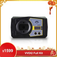 【Promotion】UK/RU Ship Xhorse VVDI2 Full Kit V6.6.9 with OBD48 + 96bit 48-Clone + MQB + BMW FEM/BDC
