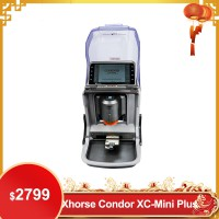 【Promotion】UK Ship Xhorse Condor XC-Mini Plus CONDOR XC-MINI II Automatic Key Cutting Machine with 3 Years Warranty