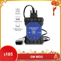 [UK Ship] GM MDI 2 Multiple Diagnostic Interface with Wifi Card