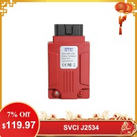 [US/UK Ship] Newest SVCI J2534 Diagnostic Tool for Ford & Mazda IDS V113 Support Online Module Programming