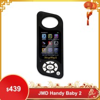 [UK Ship No Tax] JMD Handy Baby 2 II Key Programmer Hand-held Car Key Copy Key Programmer for 4D/46/48 Chips