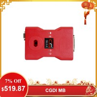 [US/UK Ship] CGDI Prog MB Benz Key Programmer Support Online Password Calculation