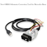 New OBD2 Odometer Correction Tool for Mercedes Benz Year 2015-2017 Mileage Correction Tool
