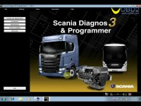 Scania SDP3 2.43 Diagnosis & Programming for VCI 3 VCI3 without Dongle
