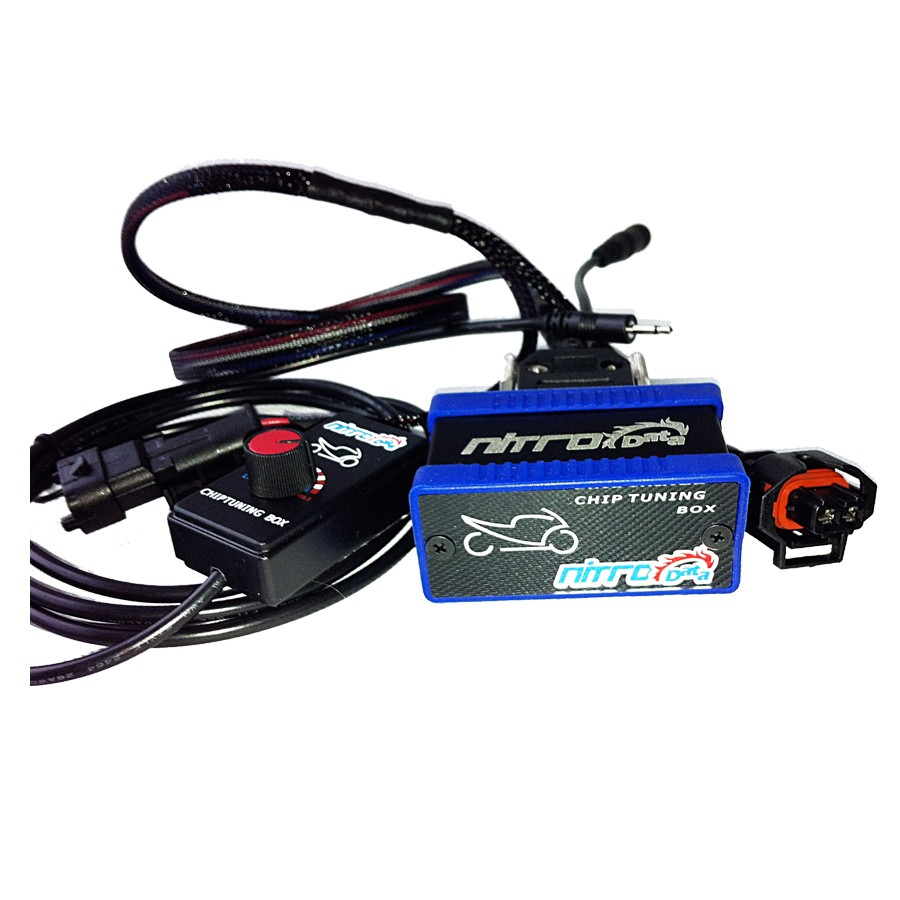 Nitrodata Chip Tuning Box For Motorbikers Powerful Economy Your Car M2 Fuse Hot Sale