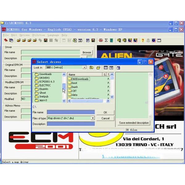 ECM Chip Tuning 2001 V6 3