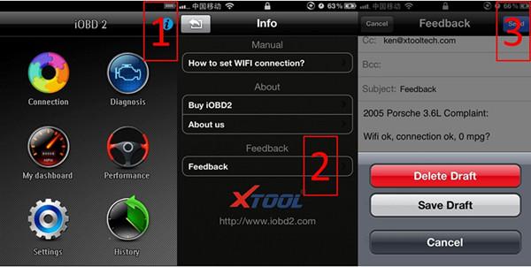 iOBD2 scanner testing 1