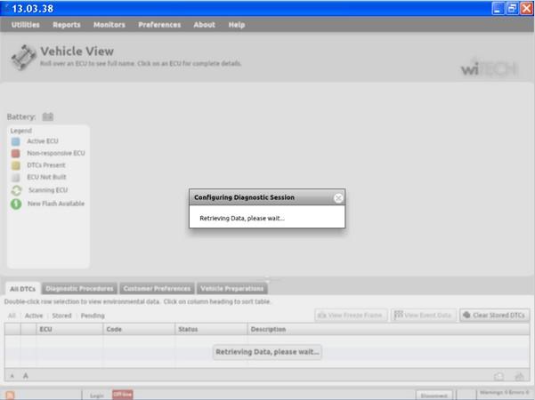 wiTech VCI POD 1