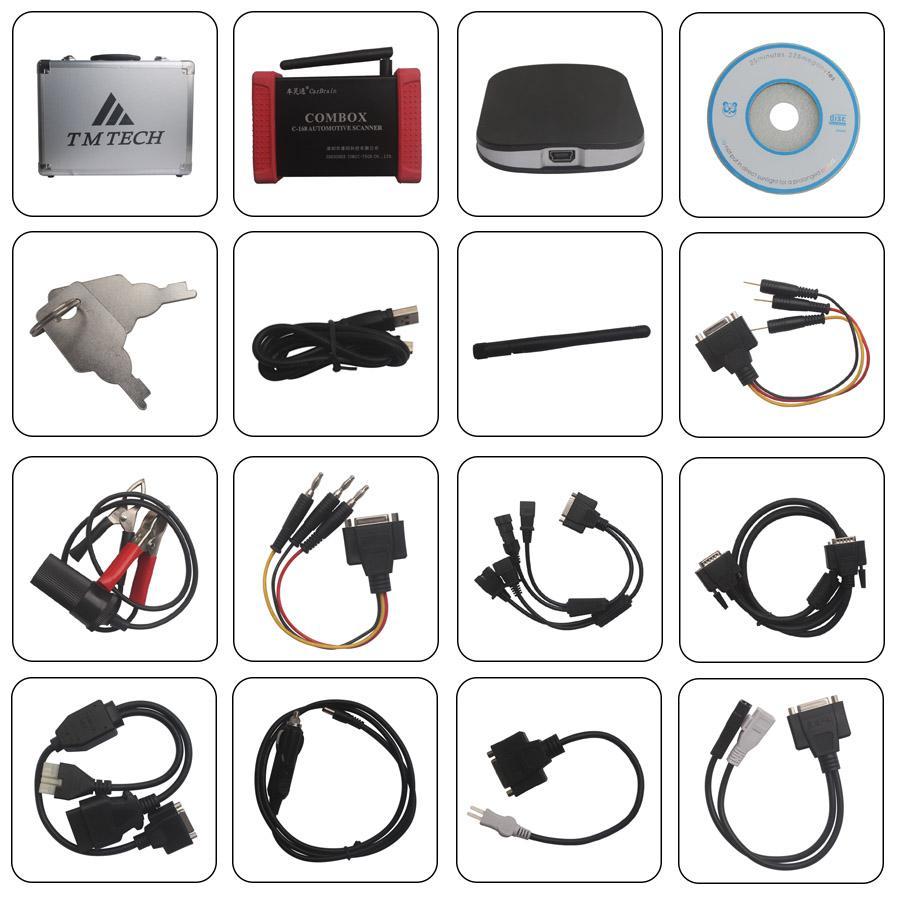 OEM CarBrain C168 Accessories