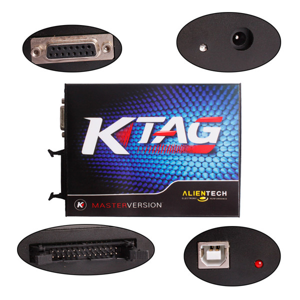 KTAG V2 10 ECU Programming Tool Master Version No Checksum Error