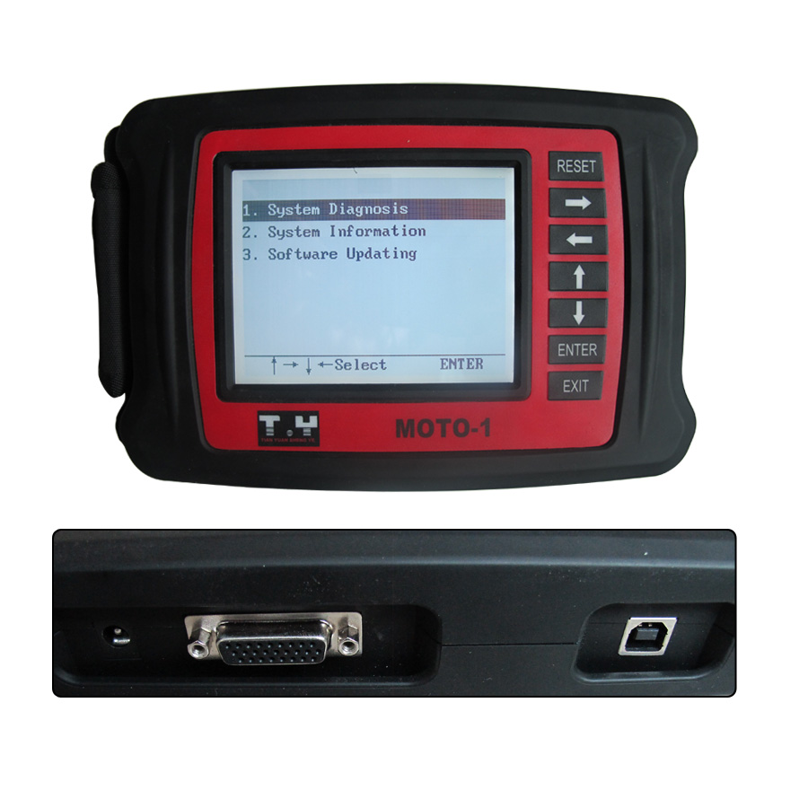 MOTO Triumph Motorcycle Diagnostic Tool Two Years Free Update By Email