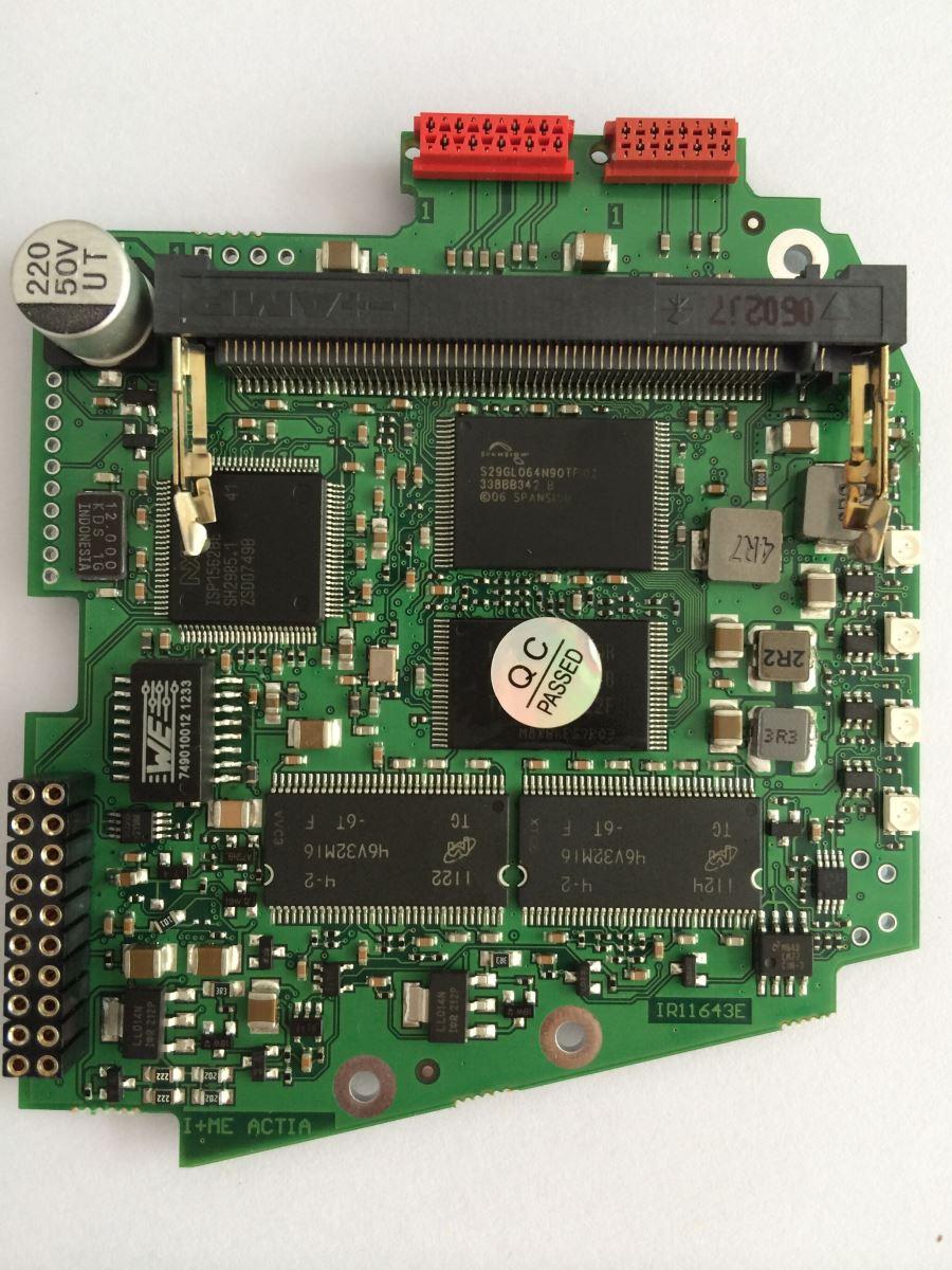 BMW ICOM A2+B+C PCB Board 1