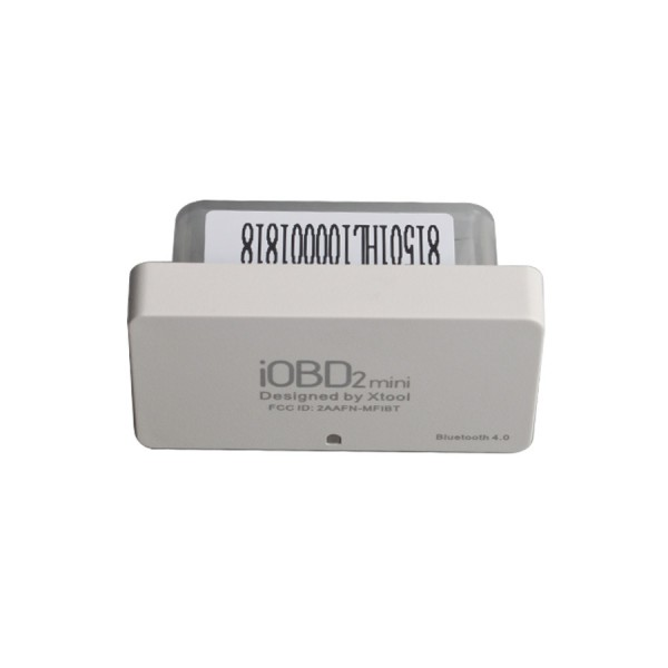 iOBD2 Diagnostic Connector and Application for iOS /& Android