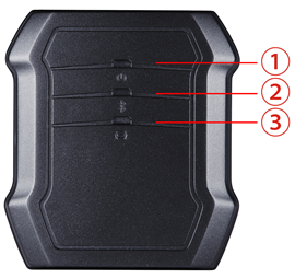 Layout of EZ300 VCI Box Display
