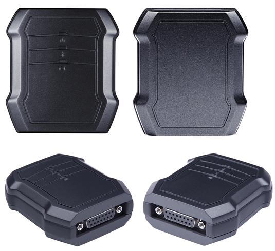 Layout of EZ300 VCI Box Display 2