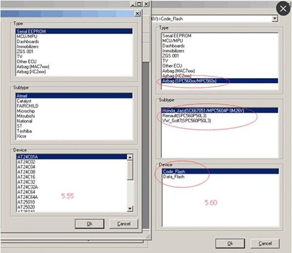 XPROG-M V5.60 Additional Function Display 2