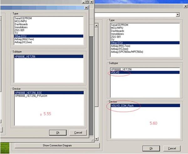 XPROG-M V5.60 Additional Function Display 3