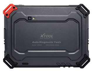 XTOOL EZ500 Full-System Diagnosis Display 4