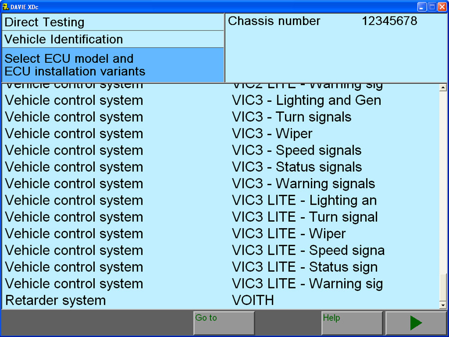 DAF VCI lite (V1) Software 9