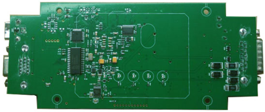 Volvo 88890300 Vocom PCB Display 2