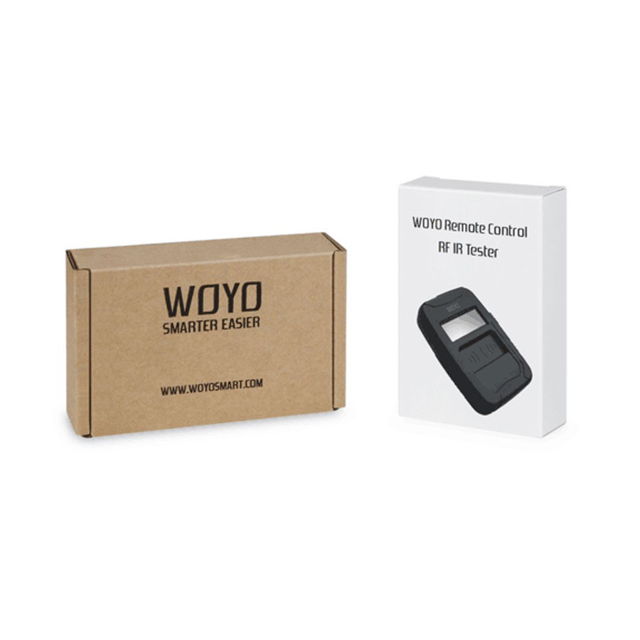 Woyo Remote Control Tester Tools Car Ir Infrared Frequency Range 10 1000mhz