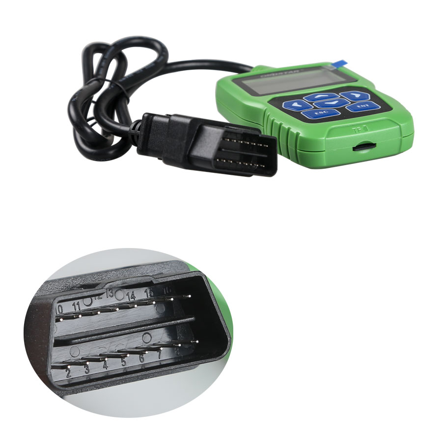 OBDSTAR F109 SUZUKI Pin Code Calculator with Immobiliser and Odometer  Function