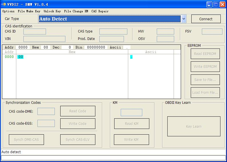 VVDI2 – BWM software