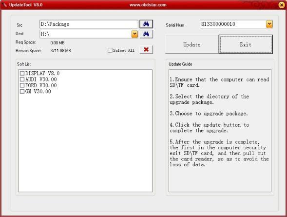 Serial key search engine
